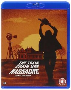 BLU-RAY! TEXAS CHAINSAW MASSACRE