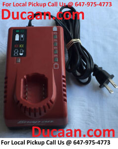 Snap on Lithium MicroLithium Battery Charger Snap-on Model CTC77