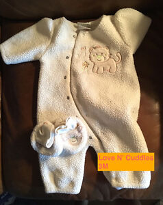 Various Baby Clothes 0-3 Months