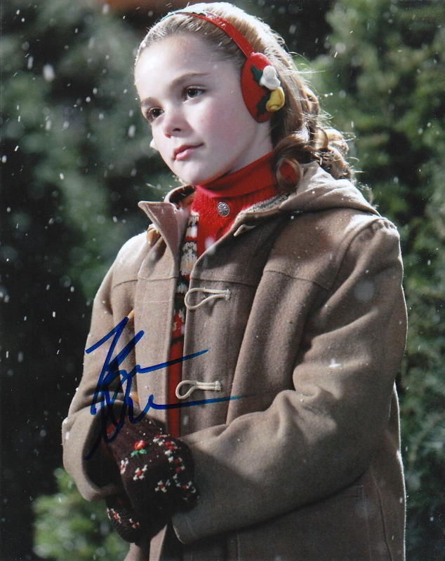 KIERNAN SHIPKA.. Mad Men's Lil Cutie - SIGNED