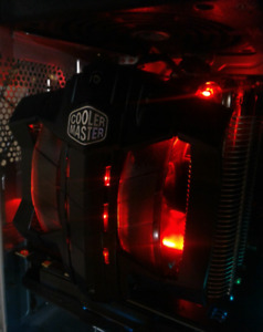 CPU COOLER MASTER V8 GTS FOR SALE