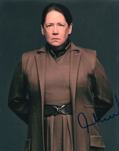 ANN DOWD.. The Handmaid's Tale's Aunt Lydia - SIGNED