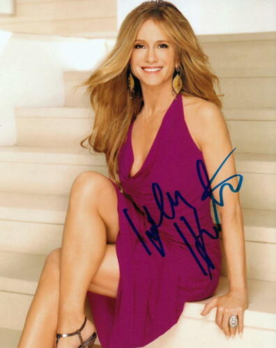 HOLLY HUNTER.. Alluring Actress (Leggy) SIGNED