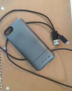 Mophie case for iPhone 5/5s/5SE
