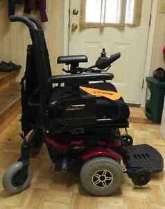 MEDI CHAIR Jet3 Ultra electric wheelchair