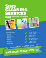 Sins Cleaning Service