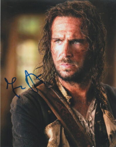 JACK DAVENPORT.. Pirates Of The Caribbean: Dead Man's Chest - SIGNED