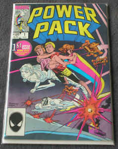 Power Pack #1 (1984) - VF/NM Condition