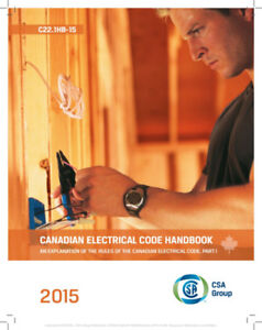 2015 CANADIAN ELECTRICAL CODEBOOK Part 1- cheap!