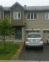 newer townhouse rental in Riverside South 3 bed, 2.5bath