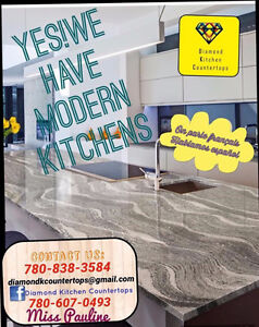 QUALITY COUNTERTOPS GRANITE-MARBLE-QUARTZBest & Beautiful Stones Calgary Alberta image 3