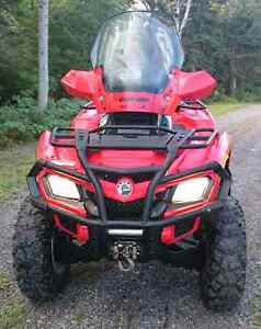***CAN AM Outlander with Power Steering ***