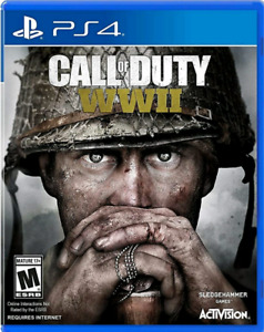 COS WW2 PS4