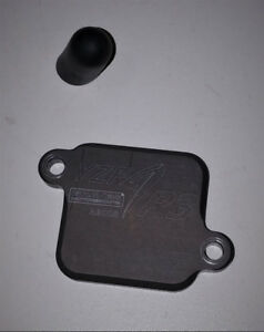 Graves Block off plate pour Yamaha YZF-R3