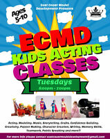 ACTING CLASS FOR CHILDREN.LET YOUR LITTLE STARS SHINE!