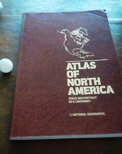 National Geographic, Atlas of North America, Very, Very Large