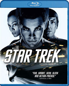 Star Trek Blu-ray Collection (brand new)