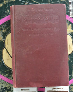 What a Man of Forty Five Ought to Know Book 1901