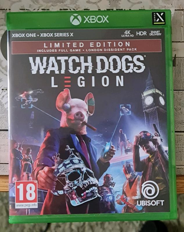 Watch Dogs Legion Xbox Series X Xbox One In Pencoed Bridgend Gumtree
