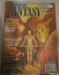 Realms of Fantasy Various Issues VGC $3 ea or 2 for $5