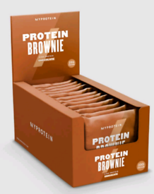 MY PROTEIN CHOCOLATE Protein Brownie High Protein Brownie