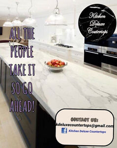 KITCHEN DELUX COUNTERTOPS