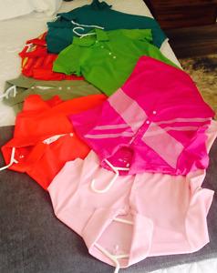 Lot de vêtements de golf pour femmes - small - 40 morceaux
