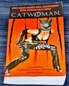 Catwoman by Elizabeth Hand (2004, Paperback)
