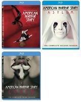 American Horror Story Blu-ray bluray