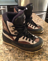 Airwalk HalfPipe Snowboard Boots Men's 8/ Women's 9