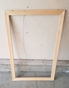Wood Frame for Canvas Picture