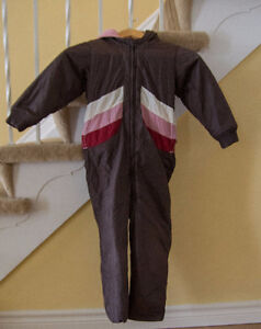 5T Snowsuit and Size 9/10 boots, with bonus bear hat London Ontario image 1