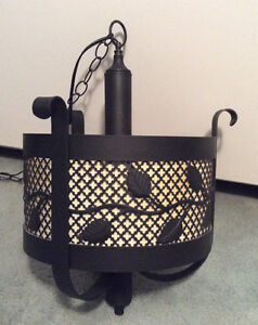 Farmstyle Metal Hanging Light