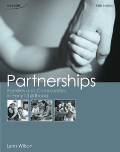 Families, Communities and Partnerships (ECE) textbook
