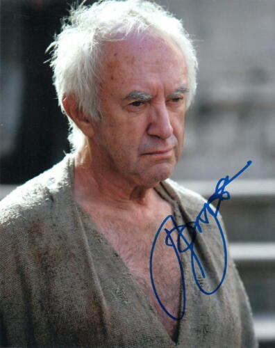 JONATHAN PRYCE.. Game Of Thrones' High Sparrow - SIGNED