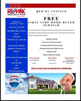 FREE FIRST TIME HOME BUYER SEMINAR!