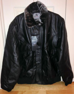 New Leather Jackets - For Sale