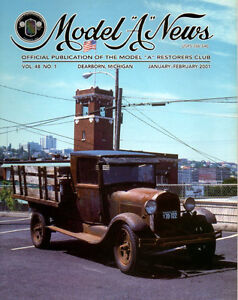 Model A Ford News Magazines