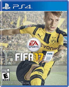 FIFA 17 Game for PS4 Like New