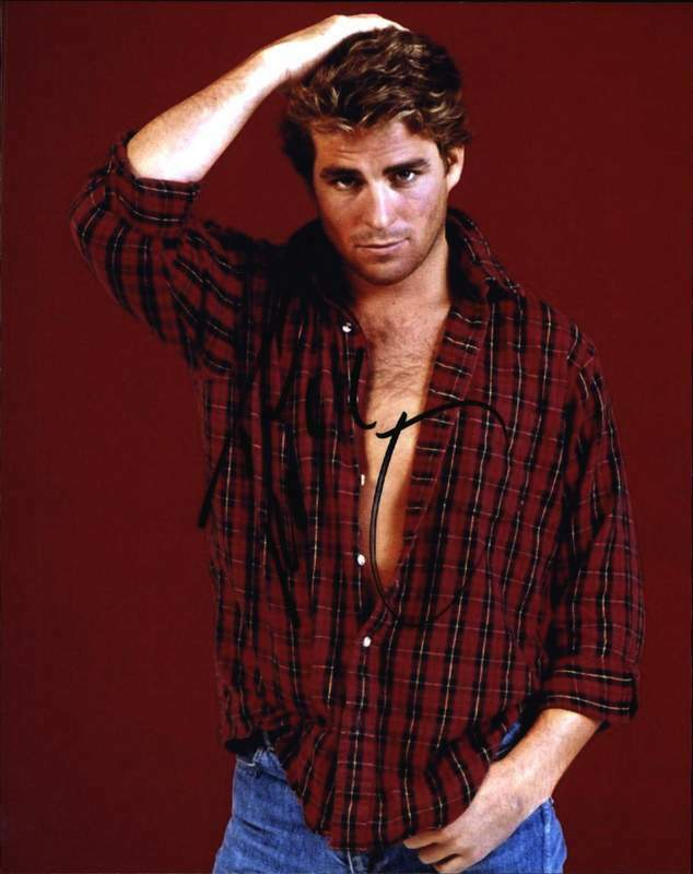 Ted Mcginley Authentic Signed Celebrity 8x10 Photo W/cert Autograph 727