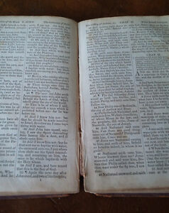 Bible: New Testament of our Lord and Saviour Jesus Christ, 1839 Kitchener / Waterloo Kitchener Area image 4