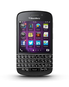 Blackberry Q10 (16GB) with lots of extras!