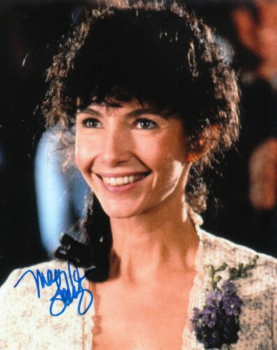 MARY STEENBURGEN.. Back To The Future 3 - SIGNED
