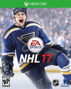 Xbox One NHL 17 For Sale