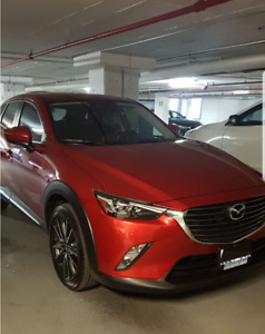 2016 Mazda CX3 GT AWD - Iconic RED