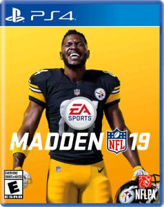 Madden 19 PS4