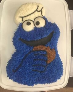 Cookie Monster Cake Pan   for sale