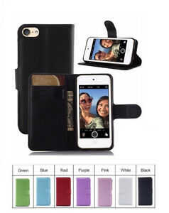 Pouch , Flip Cover , Leather Wallet Case For iPhone 5 , 6 , 7
