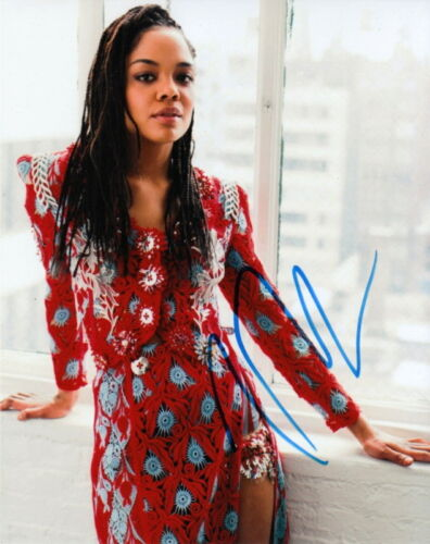 TESSA THOMPSON.. Breathtaking Beauty - SIGNED