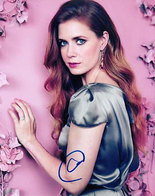 Amy Adams   Alluring Actress   Signed